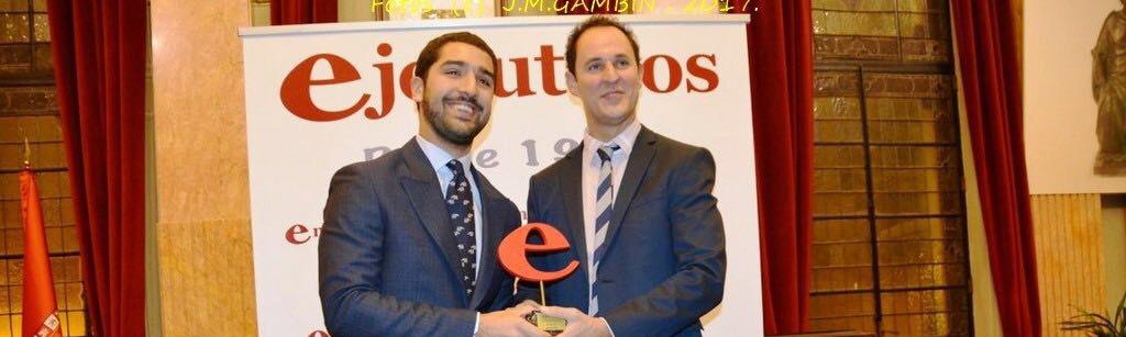 Demoresa recibe el galardón a la Eficiencia en la I edición de los Premios Ejecutivos Región de Murcia